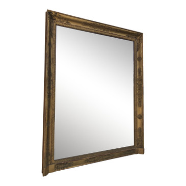 1820's French Restoration Gilded Wall Mirror