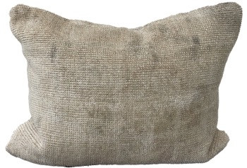One-of-a-Kind Turkish Rug Pillow #12