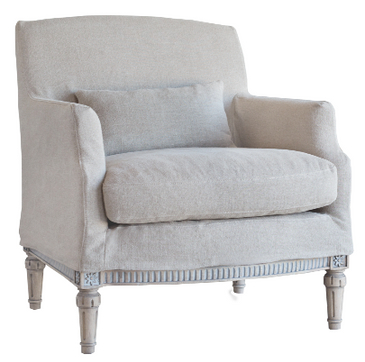ELOQUENCE® Louis Cannes Bergere Chair