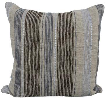 Striped Linen Pillow