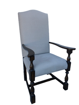 Upholstered Elizabethan Dining Chair