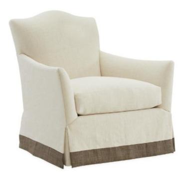 LEE Industries, Inc. 3221-01 Swivel Chair