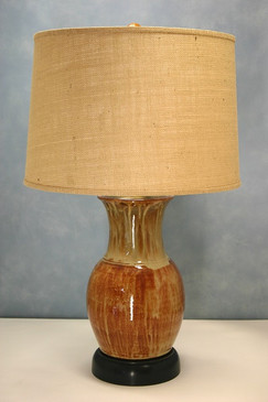 Charlie West Honey Lamp