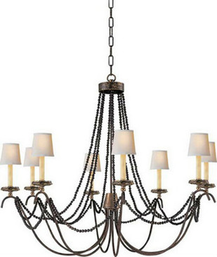 Visual Comfort Marigot Chandelier- Large