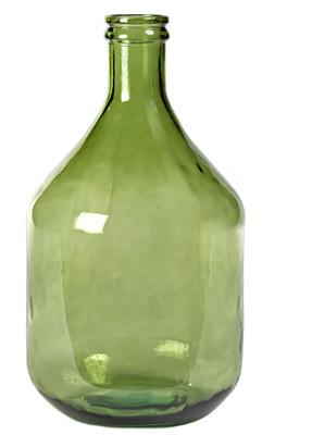 Green Medium Olive Bottle