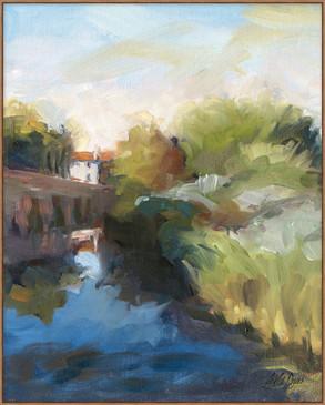 Canal at Santa Barbara