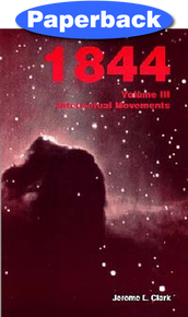 1844--#3/3 Intellectual Movements / Clark, Jerome L / Paperback