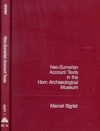 Assyriological--IV/Neo-Sumerian / Sigrist, Marcel / Closeout