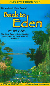 Back to Eden (Mass Market) / Kloss, Jethro