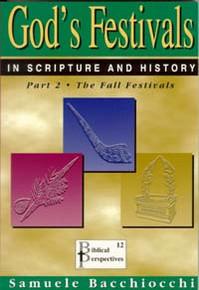 God's Festivals in Scripture & History #2 / Bacchiocchi, Samuele