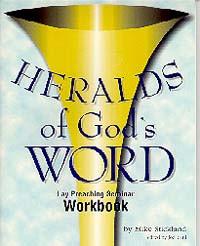 Heralds of God's Word--Workbook / Stickland, Mike
