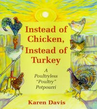 Instead of Chicken, Instead of Turkey / Davis, Karen
