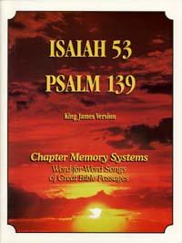 Isaiah 53/Psalm 139 (CD) / Meyer, David