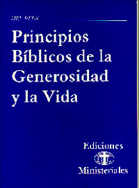 Ministry Releases #4--Giving and Living (Spanish) / Rees, Melvin E