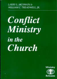 Ministry Releases #13--Conflict Ministry / McSwain, Larry