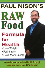 Raw Food Formula for Health / Nison, Paul