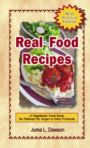 Real Food Recipes / Dawson, Jurea L / Spiral Plastic
