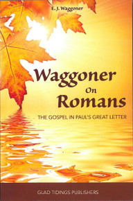 Cover of Waggoner on Romans