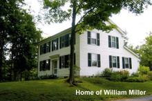 William Miller Home Postcard (Pack of 100) / Postcards