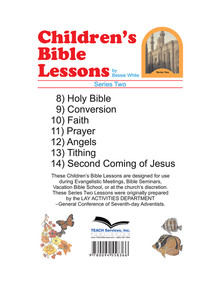 Children's Bible Lessons #2 / White, Bessie / Loose Leaf