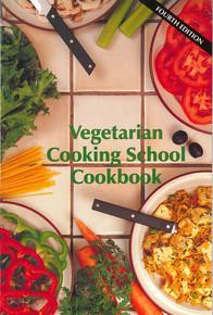 Vegetarian Cooking School Cookbook / Vierra, Danny & Cherise / Lay-flat