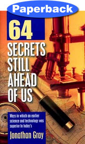 64 Secrets Still Ahead of Us / Gray, Jonathan / Paperback