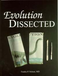 Evolution Dissected / Nelson, Fredric / Paperback