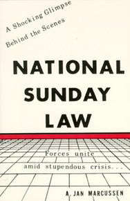 National Sunday Law / Marcussen, A Jan / Paperback