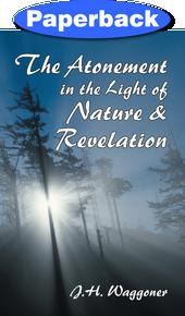 Atonement in the Light of Nature and Revelation / Waggoner, Joseph Harvey / Paperback / LSI