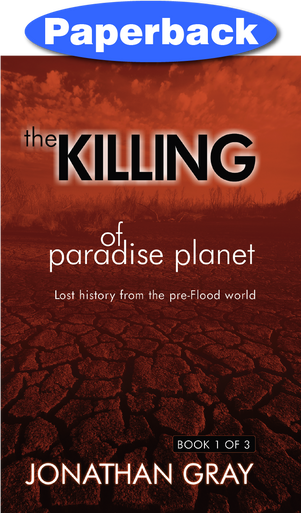 Cover of Killing of Paradise Planet, The