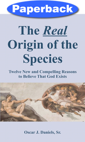 Real Origin of the Species, The / Daniels, Oscar J, Sr / Paperback / LSI