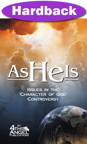 As He Is / 4th Angel Publications / Hardback / LSI