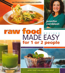 Raw Food Made Easy - Revised Edition / Cornbleet, Jennifer