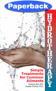 Front cover of Hydrotherapy: Simple Treatments for Common Ailments