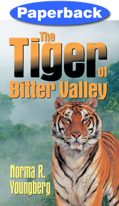 Tiger of Bitter Valley / Youngberg, Norma R / Paperback / LSI