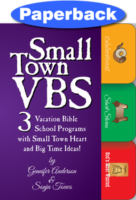 Small Town VBS / Anderson & Toews / Paperback