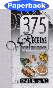 375 Meatless Recipes (Spanish) / Nelson, Ethel R, MD / Paperback / LSI