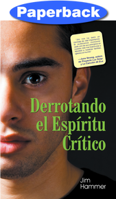 Victory Over a Critical Spirit (Spanish) / Hammer, Jim / Paperback / LSI