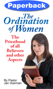 Ordination of Women, The (Revised) / Voerman, Jan / Paperback / LSI