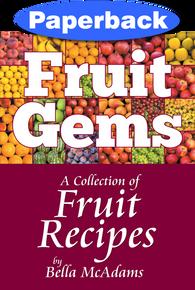 Fruit Gems / McAdams, Bella / Paperback / LSI