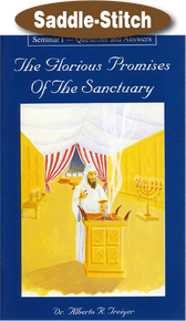 Cover of Glorious Promises of the Sanctuary, The: Seminar