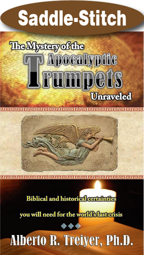 Cover of Mysteries of the Apocalyptic Trumpets Unraveled, The