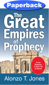 Cover of Great Empires of Prophecy