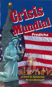 Cover of Crisis Mundial Predicha