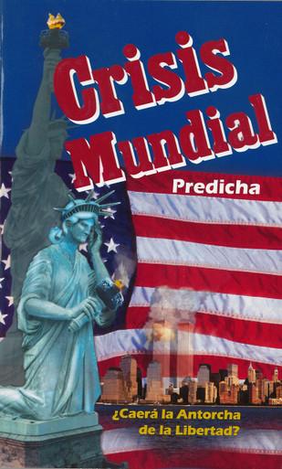 Cover of Crisis Mundial Predicha