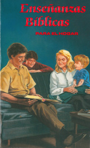 Cover of Enseñanzas Bíblicas Para el Hogar