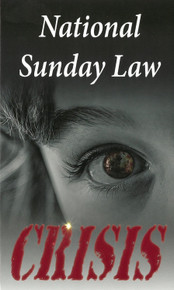 National Sunday Law Crisis / Ferrell, Vance H