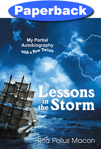 Cover of Lessons in the Storm