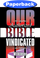 Cover of Our Authorized Bible Vindicated