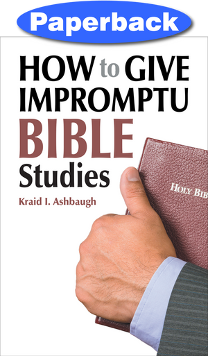 Cover of How to Give Impromptu Bible Studies